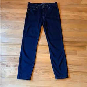 Lucky Brand Hayden ankle skinny, size 4
